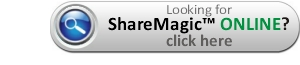Looking for ShareMagic ONLINE?